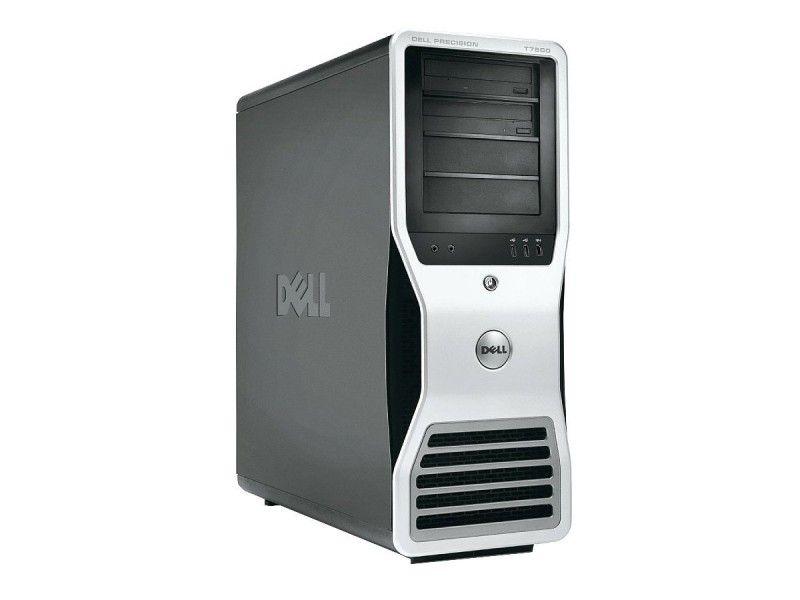 DELL Precision T7500 X5660 12GB 120SSD + 1TB - Foto1