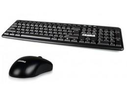 Zestaw klawiatura i mysz 4world USB - Foto1