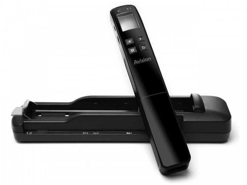 Avision MiWand 2 Wi-Fi PRO (Black) - Foto1