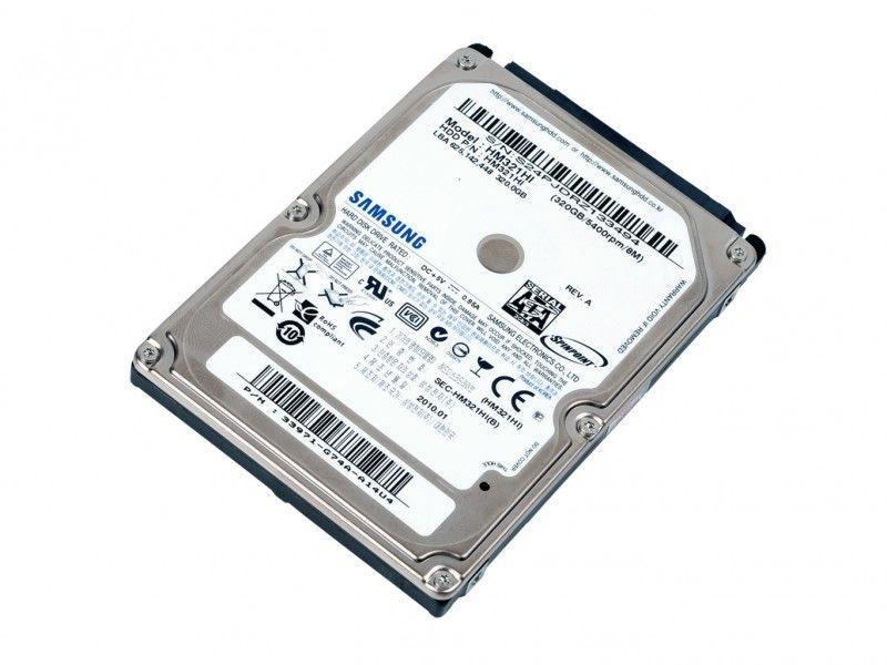 "Samsung Spinpoint M7E HM321HI 320GB 2,5"" - Foto1"