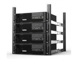 Lenovo ThinkStation C20x X5506 12GB 120SSD+2x450SAS - Foto4