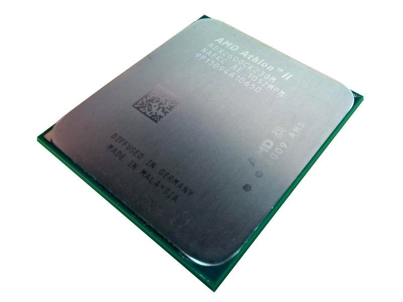 AMD Athlon II X2 260 - Foto1