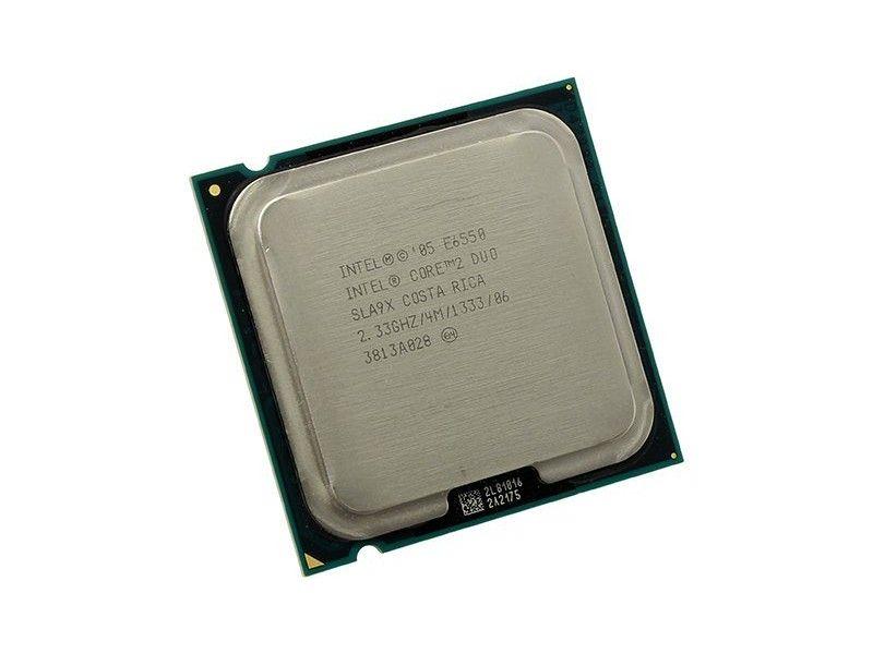Intel Core 2 Duo E6550 - Foto1