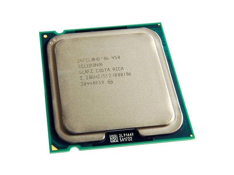Intel Celeron 450 - Foto1