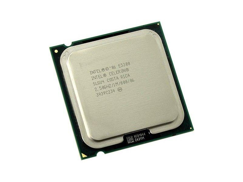 Intel Celeron Dual Core E3300 - Foto1