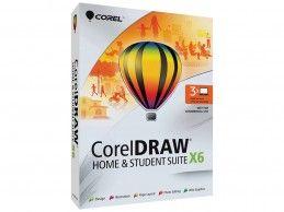 CorelDRAW Home & Student SUITE X6 PL BOX - Foto1