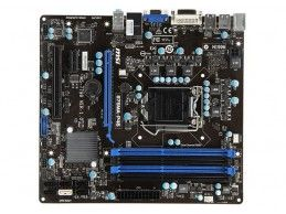 MSI B75MA-P45 + i3-3420 + Cooler - Foto3