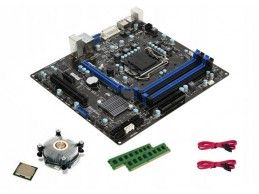 MSI B75MA-P45 + i5 + 8GB DDR3 + Cooler