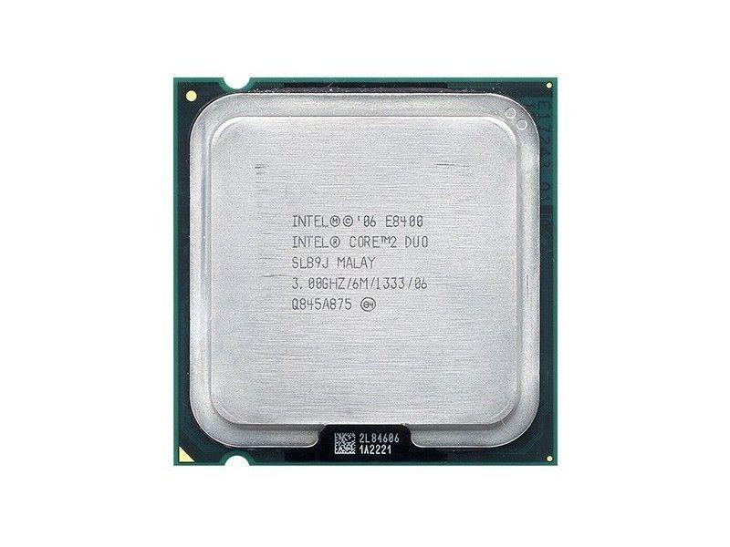 Intel Core 2 Duo E8400 - Foto1