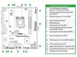 Asus P8H61-M LE/USB3 USB 3.0 - Foto4