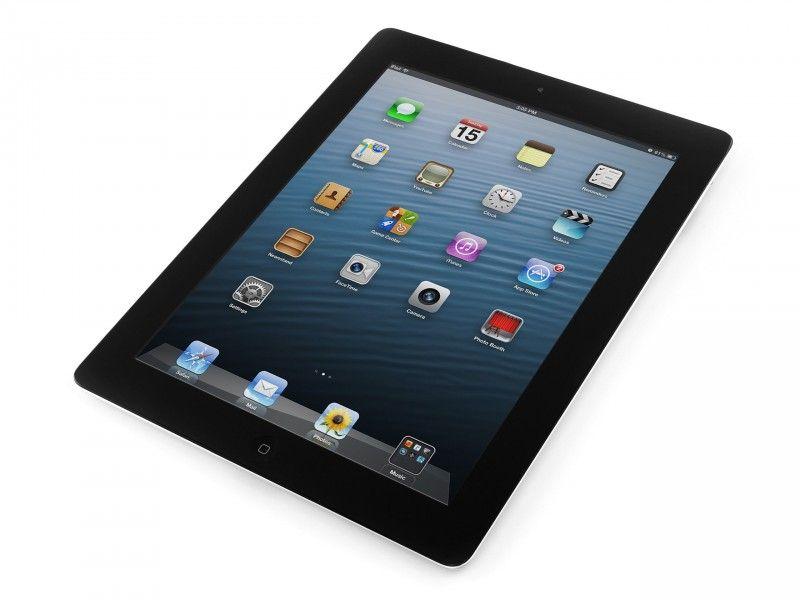 Apple iPad 3 16GB 4G LTE czarny - Foto1