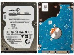 """Seagate SSHD ST500LM000 500GB + 8GB 2,5"""" - Foto4"""