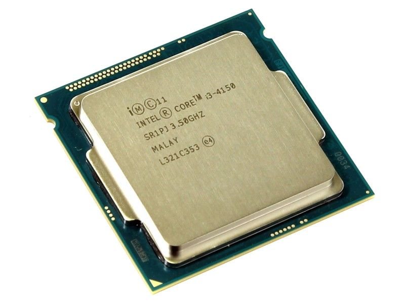 Intel Core i3-4150 3,5GHz - Foto1