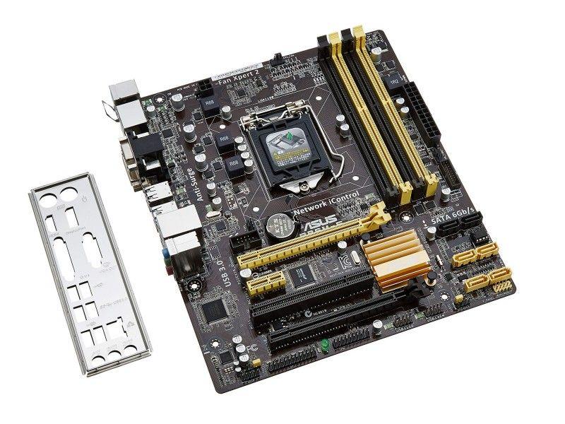 Asus B85M-E USB 3.0 HDMI - Foto1