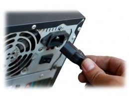 Przewód zasilający AC IEC60320-C13 - Foto4