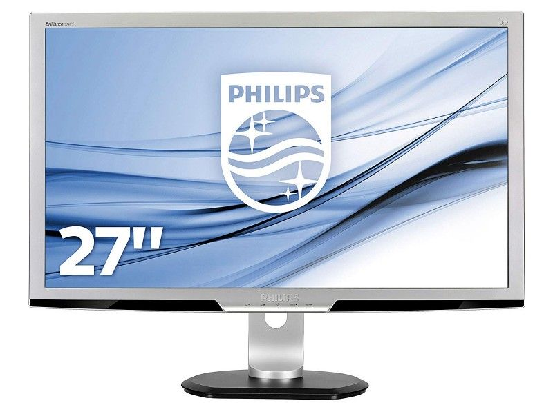 """Philips 273LPHES Full HD LED 27"""" - Foto1"""