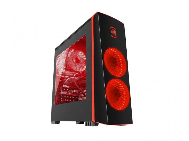Komputer do gier TITAN 700 i5-3470 8GB 120SSD+500GB GTX1050Ti - Foto1