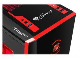 Komputer do gier TITAN 700 i5-3470 8GB 120SSD+500GB GTX1050Ti - Foto3