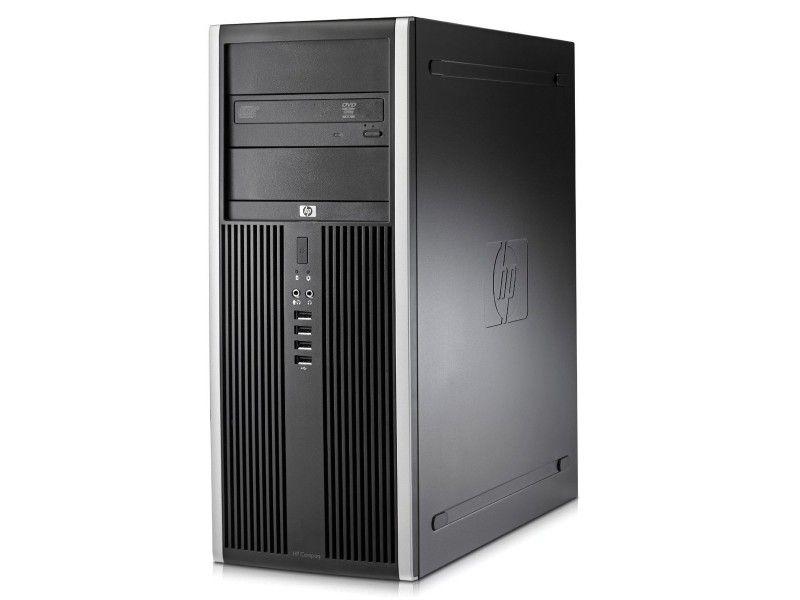 HP 8300 Elite PC CMT i5-3470 8GB 120SSD+500GB - Foto1