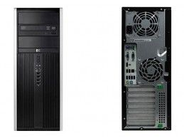 HP 8300 Elite PC CMT i5-3470 8GB 120SSD+500GB - Foto3