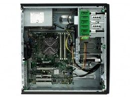 HP 8300 Elite PC CMT i5-3470 8GB 120SSD+500GB - Foto4