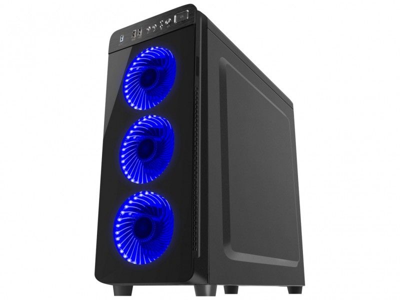 Komputer do gier IRID 300 i7-3770 8GB 120SSD+500GB GTX1050Ti + GRATIS - Foto1