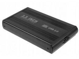 """Dysk zewnętrzny HDD USB 2.0 500GB 3,5"""" - Foto3"""