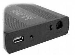 """Dysk zewnętrzny HDD USB 2.0 500GB 3,5"""" - Foto4"""