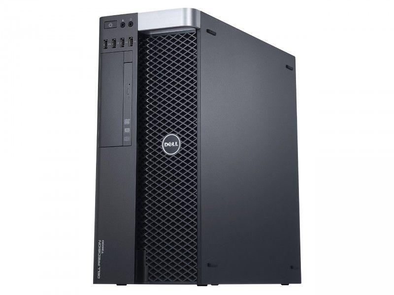 Dell Precision T3600 Xeon E5-1607 32GB 240SSD+1TB Quadro 2k - Foto1