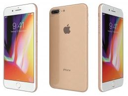 Apple iPhone 8 Plus 64GB Gold + GRATIS - Foto4