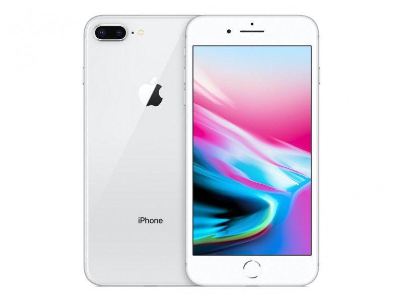 Apple iPhone 8 Plus 64GB Silver + GRATIS - Foto1
