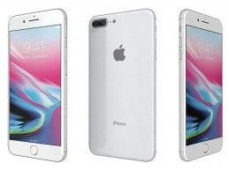 Apple iPhone 8 Plus 64GB Silver + GRATIS - Foto3