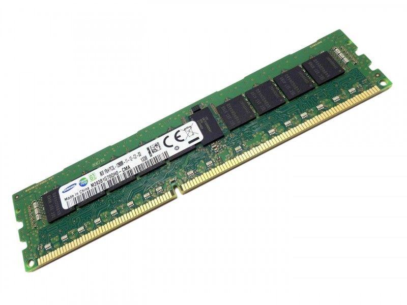 Samsung DDR3 8GB M393B1G70QH0-CMA PC3-14900R 1866MHz ECC - Foto1