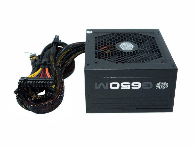 Zasilacz komputerowy 650W ATX Cooler Master G650M - Foto1