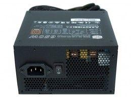 Zasilacz komputerowy 650W ATX Cooler Master G650M - Foto2