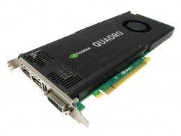 Nvidia Quadro K4000 3GB GDDR5 192-bit - Foto1