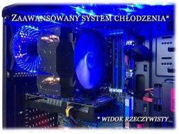 Komputer do gier IRID 300 i7-3930K 16GB 240SSD+1TB GTX1050Ti + GRATIS - Foto2