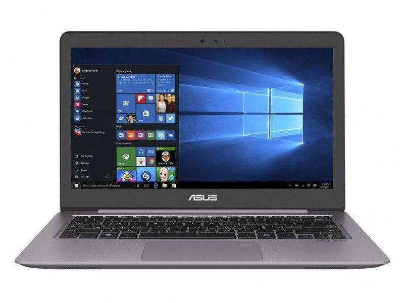 ASUS ZenBook UX310U i5-7200U 8GB DDR4 GF940MX 256SSD+1TB - Foto1