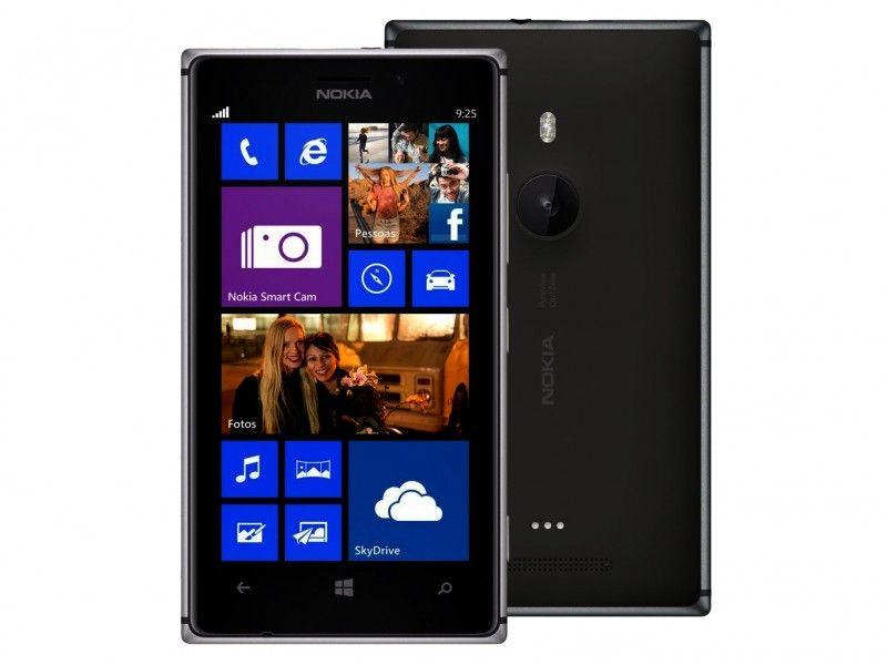 NOKIA Lumia 925 16GB LTE Black - Foto1