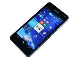 Microsoft Lumia 650 16GB LTE Black - Foto6