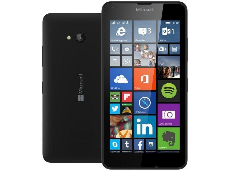 Microsoft Lumia 640 LTE Black - Foto1