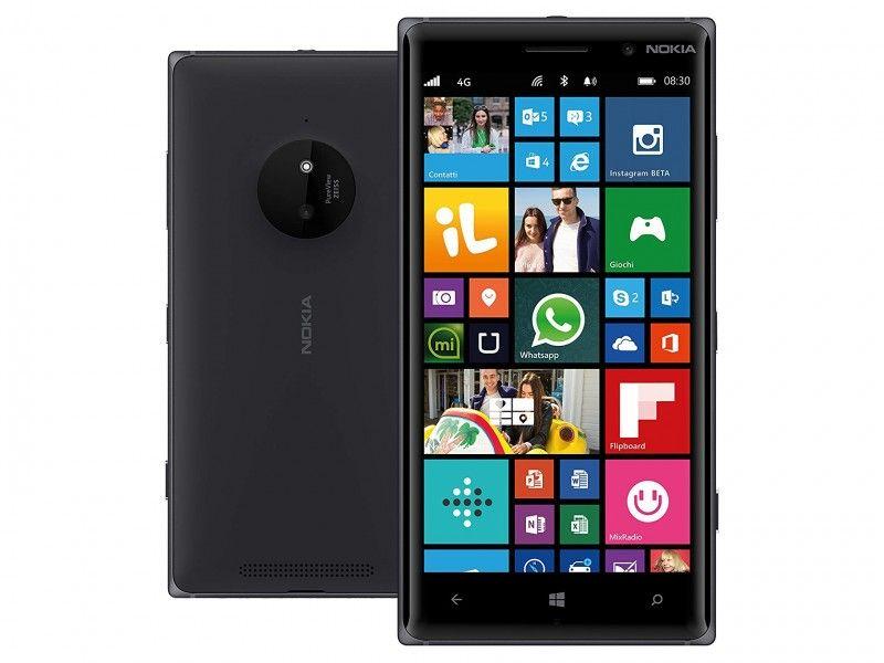 Nokia Lumia 830 LTE Black - Foto1