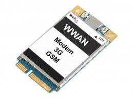 Montaż modemu WWAN 3G w laptopie - Foto1