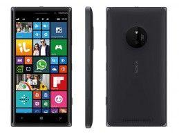 Nokia Lumia 830 LTE Black - Foto3