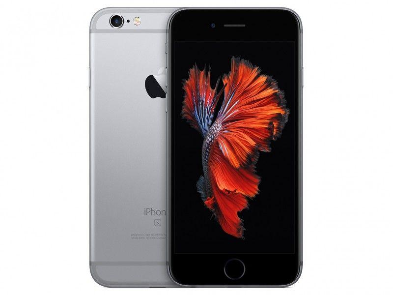 Apple iPhone 6s 128GB 4G LTE Space Gray + GRATIS - Foto1