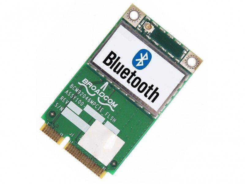 Montaż modułu Bluetooth w laptopie - Foto1