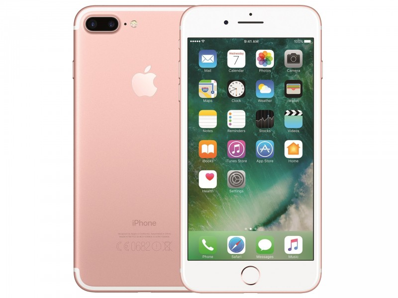 Apple iPhone 7 Plus 128GB Rose Gold + GRATIS - Foto1