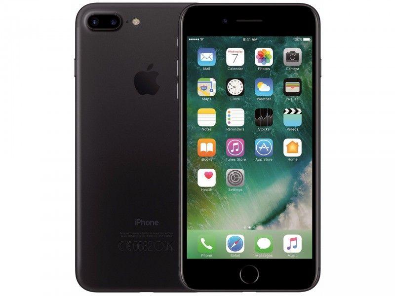 Apple iPhone 7 Plus 128GB Black + GRATIS - Foto1