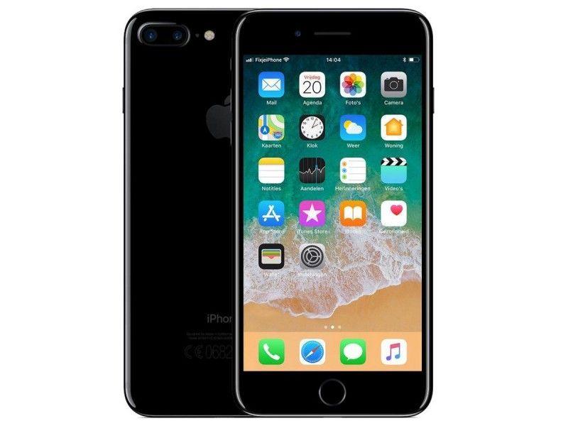 Apple iPhone 7 Plus 128GB Jet Black (onyks) + GRATIS - Foto1