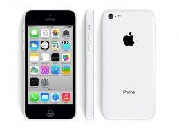 Apple iPhone 5c 16GB Biały - Foto2